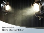 Проектор Light Шаблоны презентаций PowerPoint