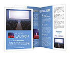 Cinema Hall Brochure Templates