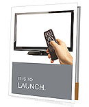 Smart TV Presentation Folder