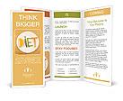 Healthy Fruit Diet Brochure Templates