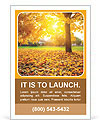 Autumn Park Ad Template