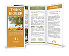Leaves Fall Brochure Templates