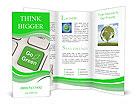Go Green Promo Brochure Templates