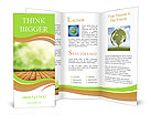 Organic Farming Brochure Template