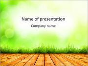 Organic Farming PowerPoint Templates