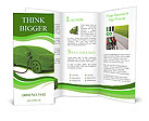 Ecological Car Brochure Templates