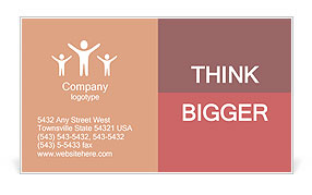 Check Blood Pressure Business Card Templates