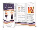 Excessively Overweight Brochure Templates