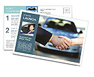 Auto Deal Postcard Template