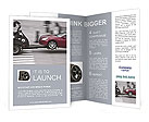 Auto Manufacture Brochure Templates