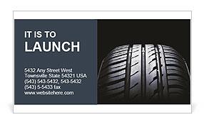 Car tire business card template design id 0000007057 car tire business card template colourmoves