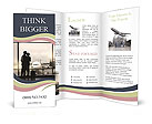 Airport Farewell Brochure Templates