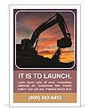Construction Work Ad Templates