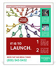 Team Work Structure Poster Template