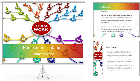 team b ppt Ready to use powerpoint team introduction from all inclusive charts and diagrams pack for powerpoint.