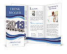 2013 Year Brochure Templates