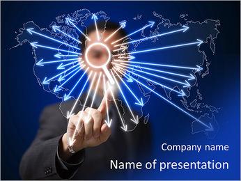 Team Management PowerPoint Template