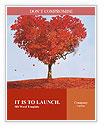 Love Tree Word Templates
