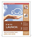 Car Dream Poster Template