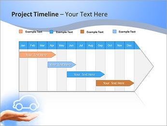 Rêve de voitures Modèles des présentations  PowerPoint - Diapositives 5