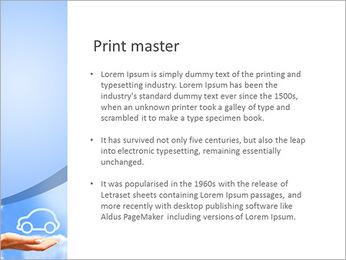 Rêve de voitures Modèles des présentations  PowerPoint - Diapositives 76