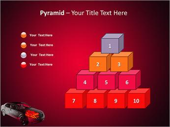 Moteur de voiture Modèles des présentations  PowerPoint - Diapositives 11