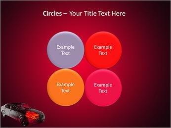Moteur de voiture Modèles des présentations  PowerPoint - Diapositives 18