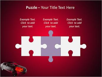 Moteur de voiture Modèles des présentations  PowerPoint - Diapositives 22