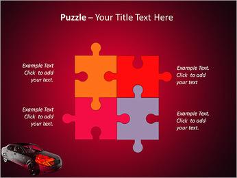 Moteur de voiture Modèles des présentations  PowerPoint - Diapositives 23