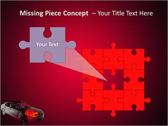 Moteur de voiture Modèles des présentations  PowerPoint - Diapositives 25