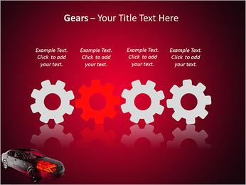 Moteur de voiture Modèles des présentations  PowerPoint - Diapositives 28