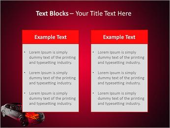Moteur de voiture Modèles des présentations  PowerPoint - Diapositives 37