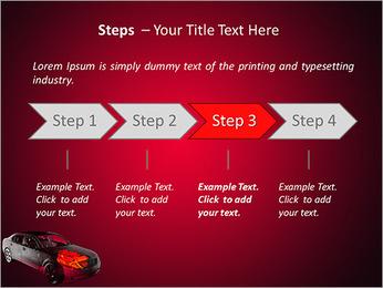 Moteur de voiture Modèles des présentations  PowerPoint - Diapositives 4