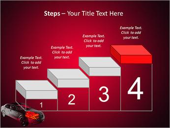 Moteur de voiture Modèles des présentations  PowerPoint - Diapositives 44