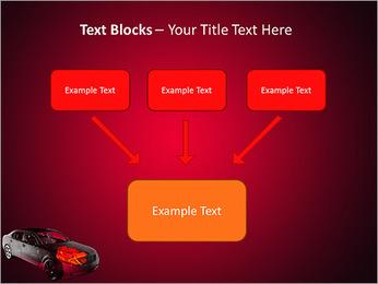 Moteur de voiture Modèles des présentations  PowerPoint - Diapositives 50
