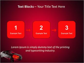 Moteur de voiture Modèles des présentations  PowerPoint - Diapositives 51