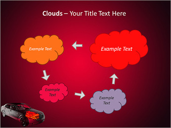 Moteur de voiture Modèles des présentations  PowerPoint - Diapositives 52