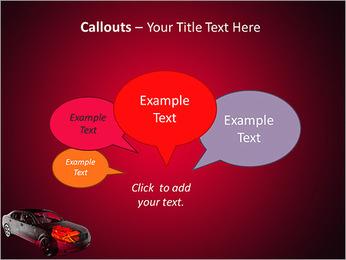 Moteur de voiture Modèles des présentations  PowerPoint - Diapositives 53