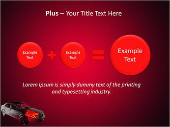Moteur de voiture Modèles des présentations  PowerPoint - Diapositives 55