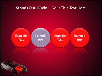 Moteur de voiture Modèles des présentations  PowerPoint - Diapositives 56