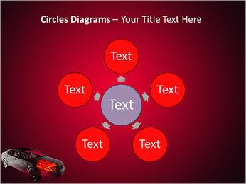 Moteur de voiture Modèles des présentations  PowerPoint - Diapositives 58