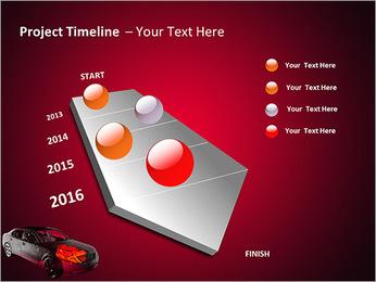 Moteur de voiture Modèles des présentations  PowerPoint - Diapositives 6
