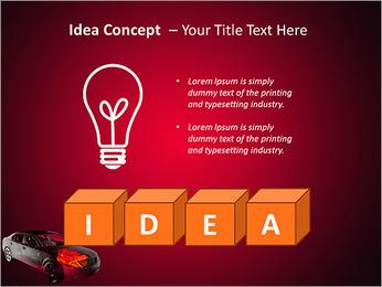 Moteur de voiture Modèles des présentations  PowerPoint - Diapositives 60