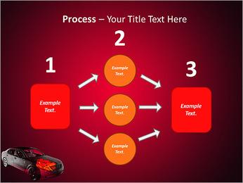 Moteur de voiture Modèles des présentations  PowerPoint - Diapositives 72