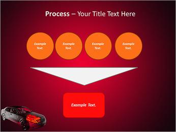 Moteur de voiture Modèles des présentations  PowerPoint - Diapositives 73