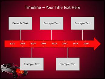 Moteur de voiture Modèles des présentations  PowerPoint - Diapositives 8