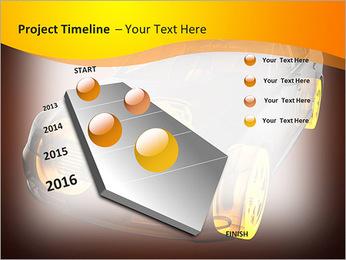 Moteur Modèles des présentations  PowerPoint - Diapositives 6