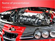 Fix Motor PowerPoint presentationsmallar