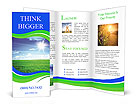Green Field Brochure Templates