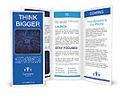 Blue Chip Brochure Templates